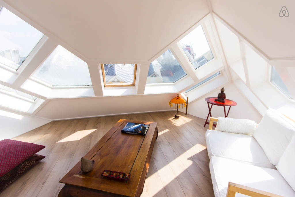 Cubic Houses Rotterdam Interior House