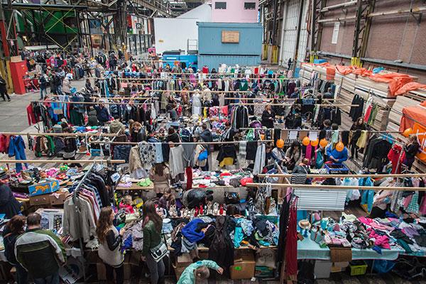 Mercado Ij-Hallen