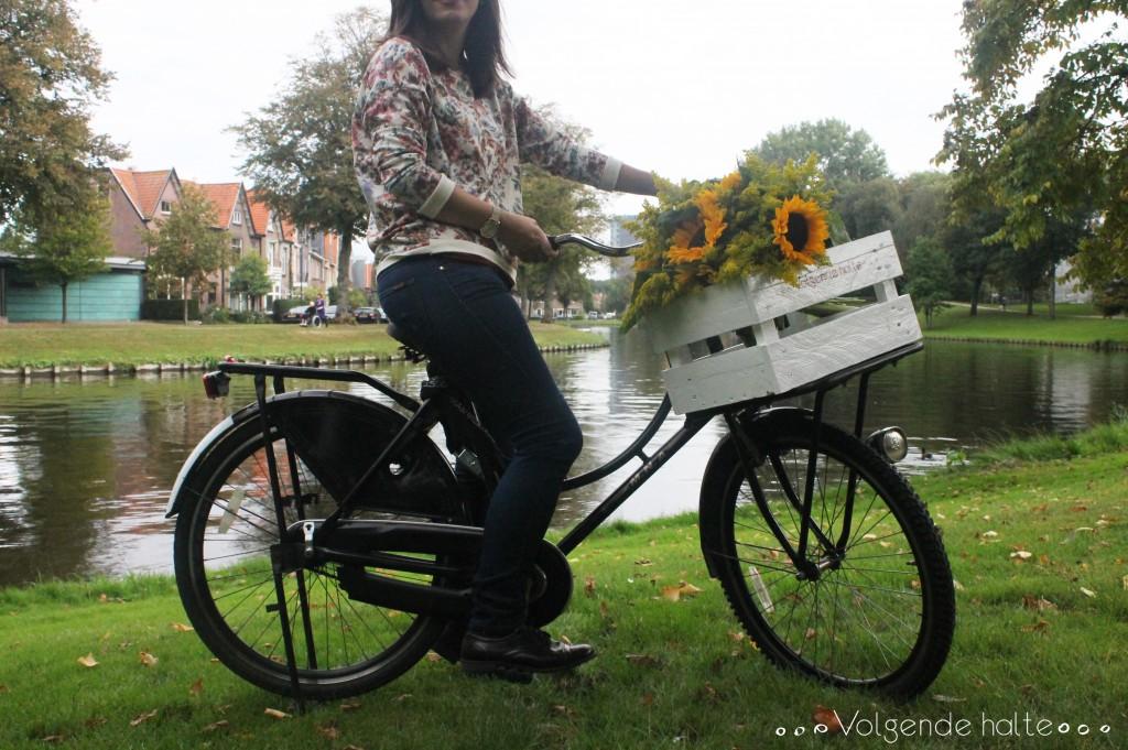 DIY: Cesta para bicicleta