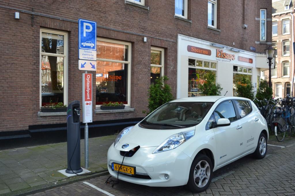Vehículos eléctricos Amsterdam
