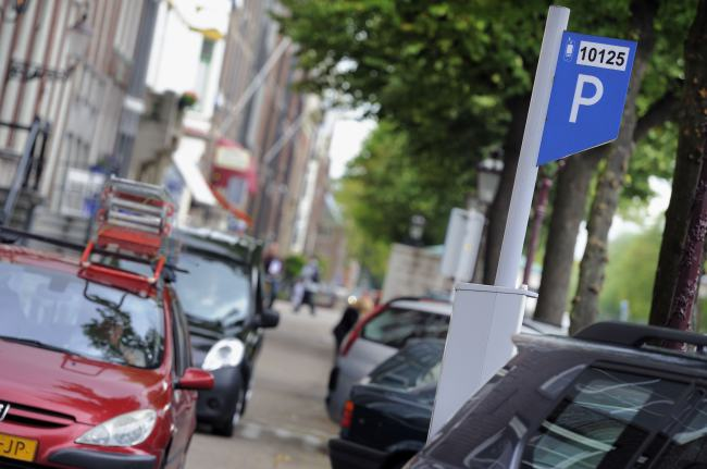Betalend parkeren Amsterdam