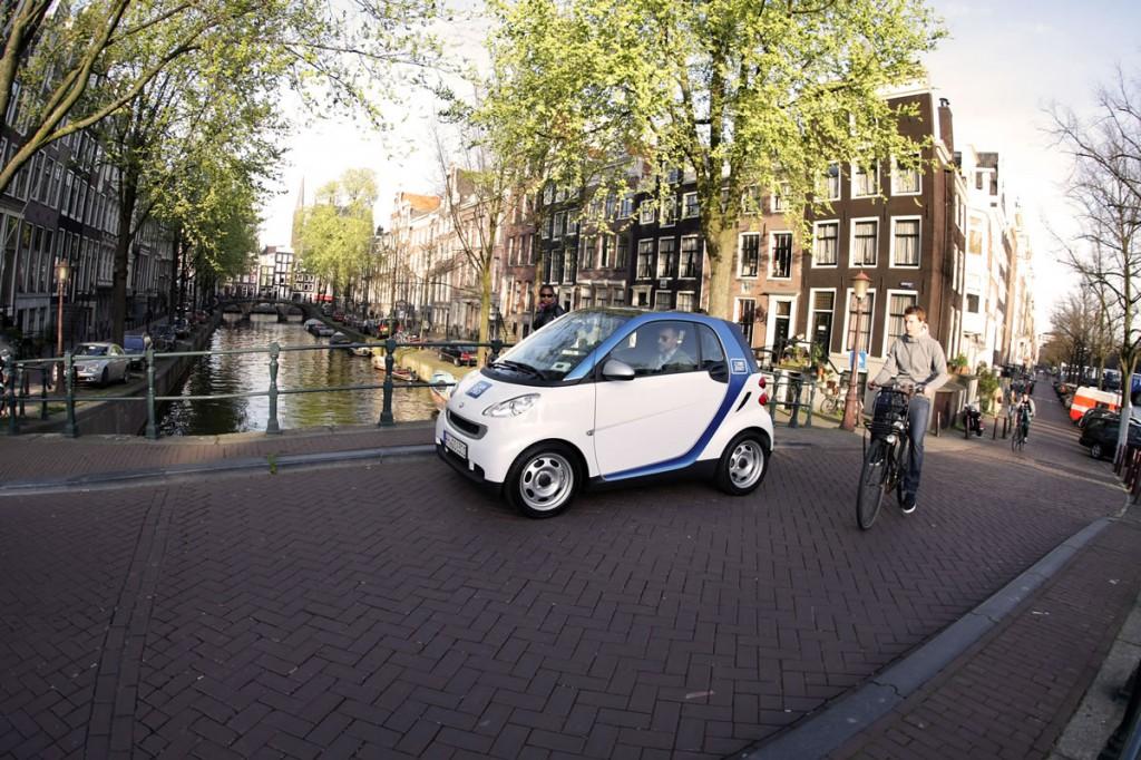 Car sharing Amsterdam