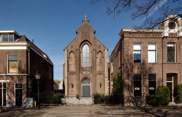 Arquitecturas recicladas: de iglesia a vivienda