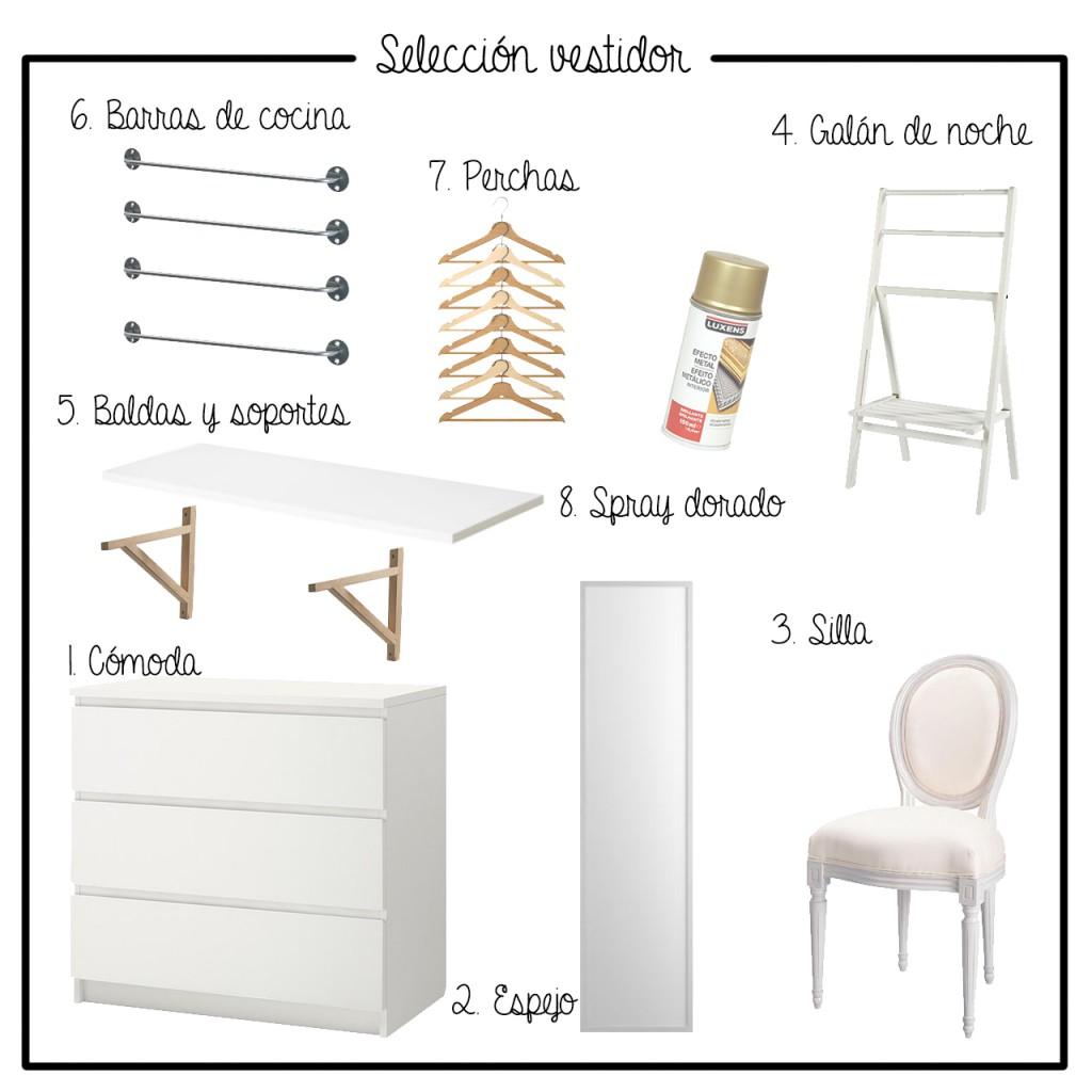 Como Organizar Un Pequeno Vestidor Volgende Halte - Como-organizar-un-vestidor