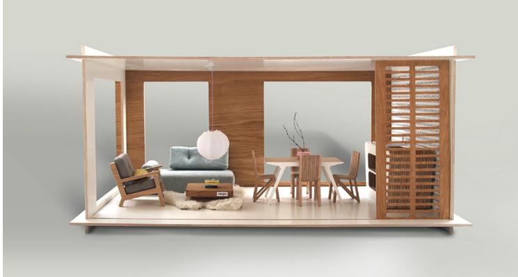 Miniio: casas de muñecas a las que te querrás mudar