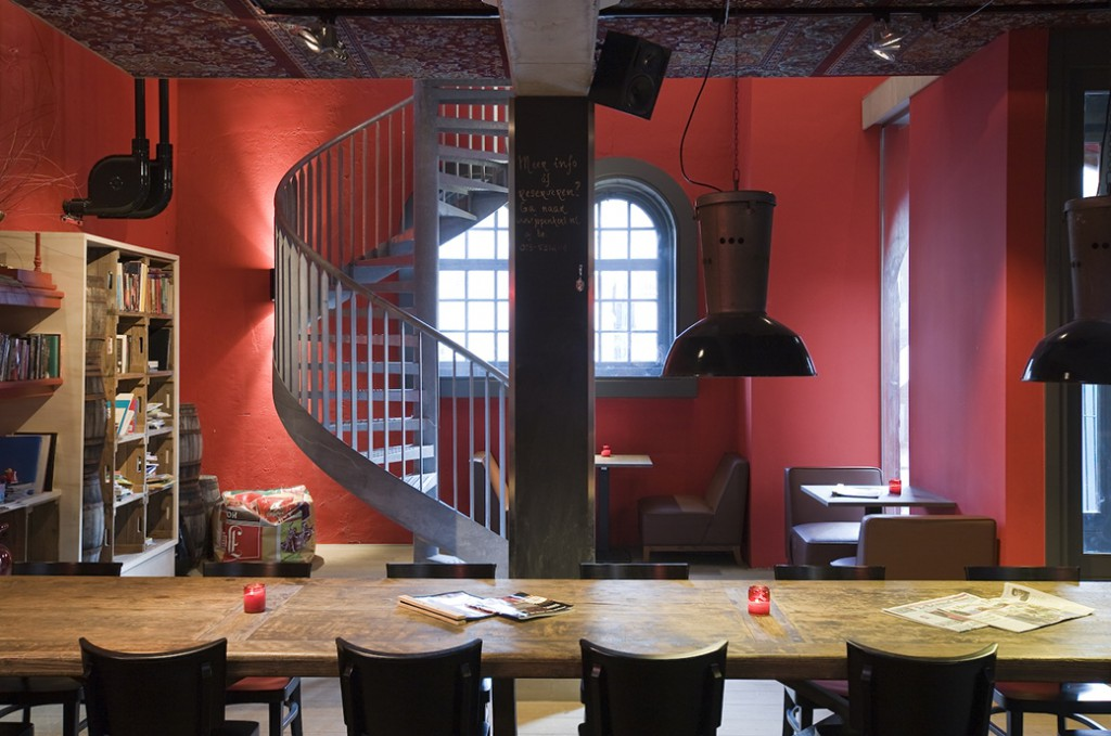 Arquitecturas recuperadas: Jopenkerk