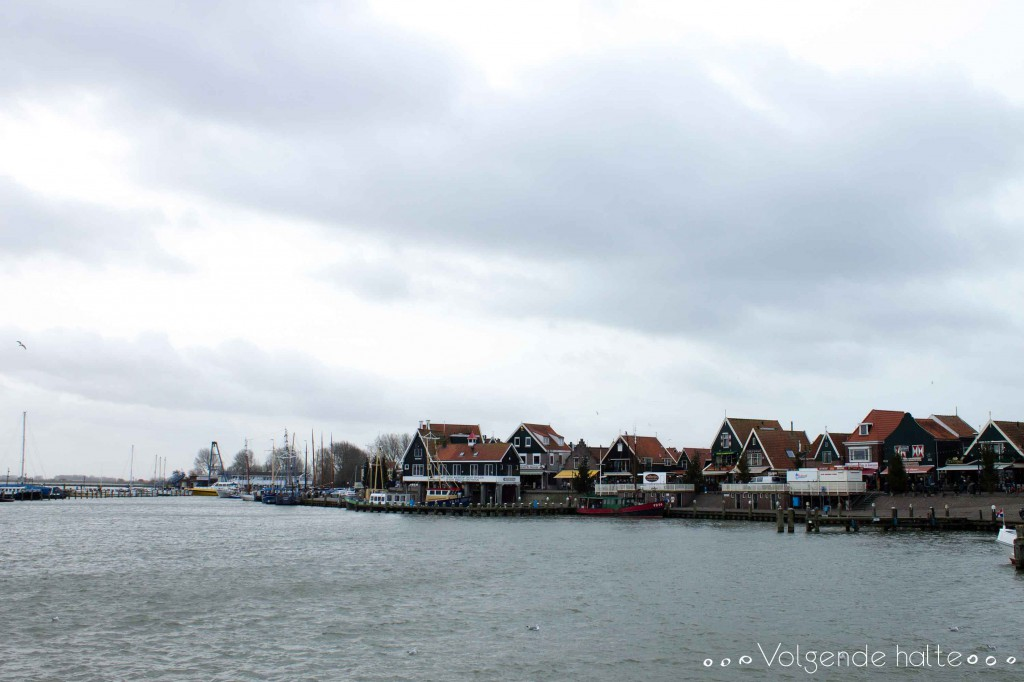 Volendam, un pequeño pueblo pesquero