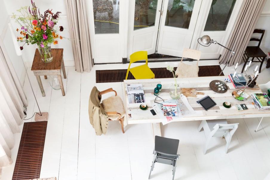 Una guardería convertida en vivienda