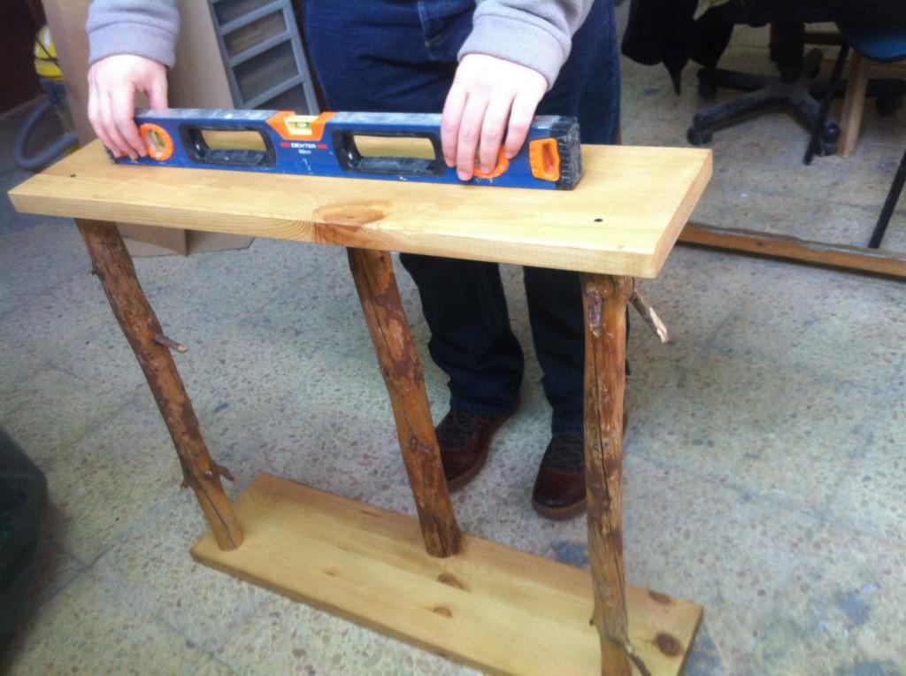 DIY: Mesita auxiliar