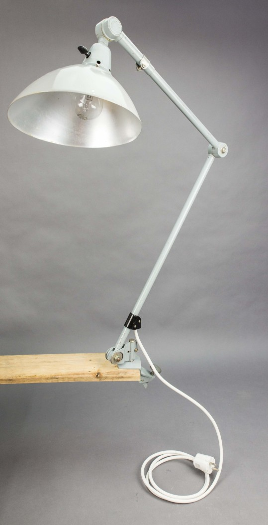 Blom & Blom, lámparas industriales con historia
