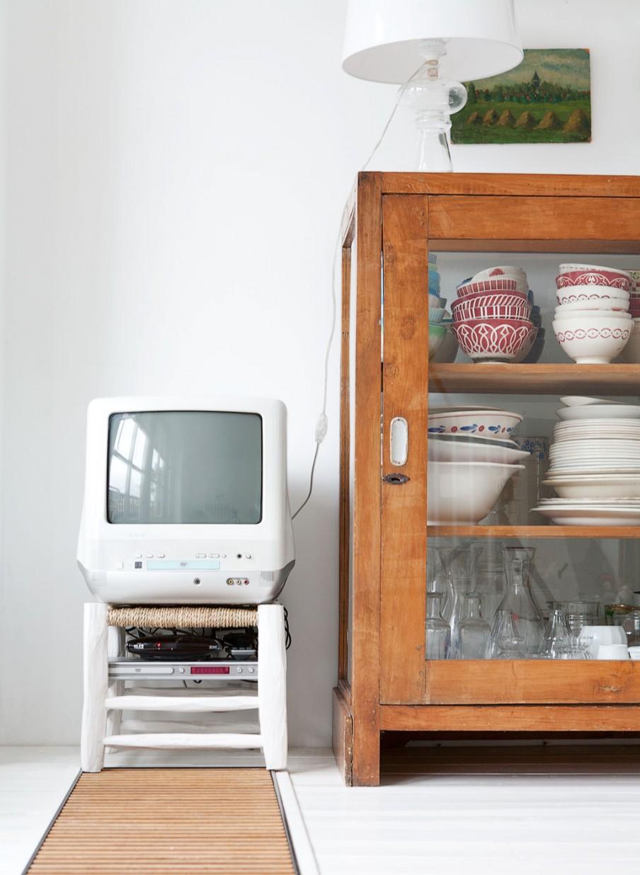 mini-televisie