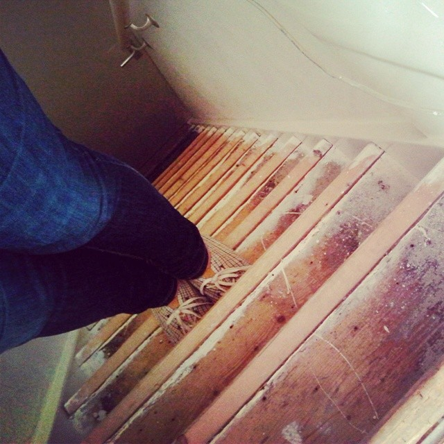 Escaleras de la muerte