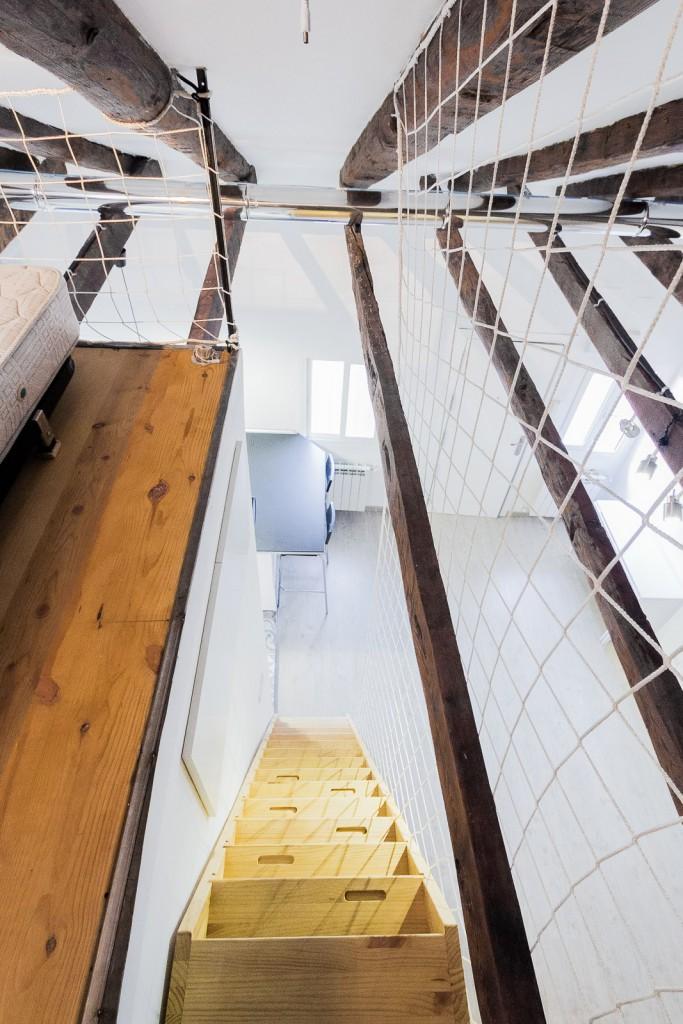 La increíble reforma de un piso de 20m2